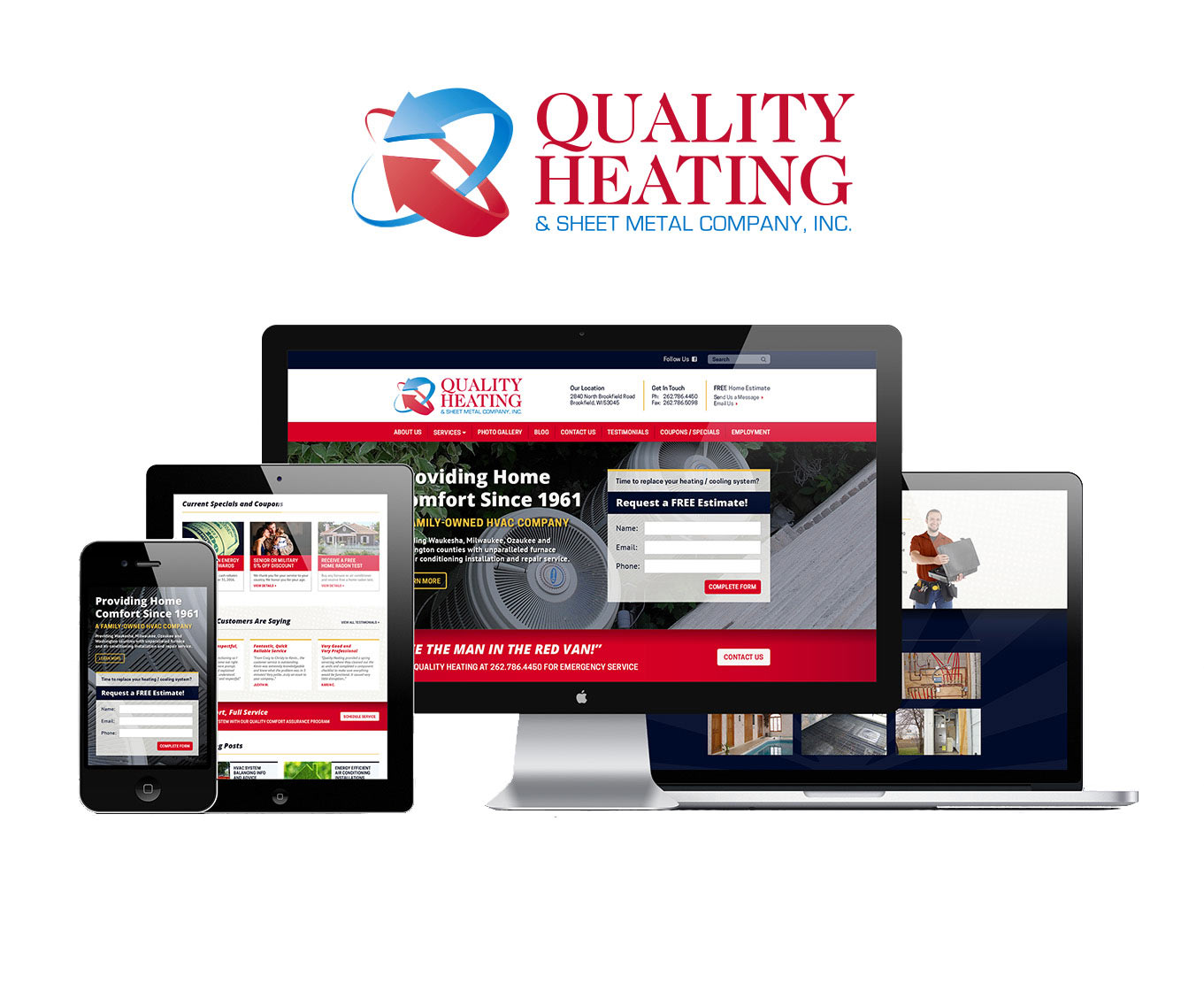 Quality Heating & Sheet Metal