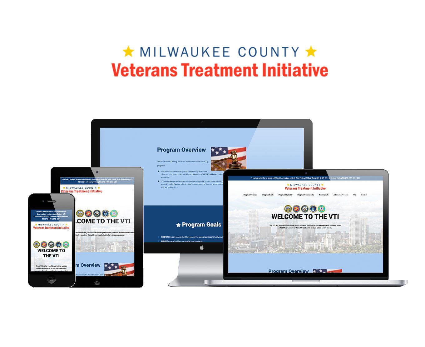 Milwaukee County Veterans Treatment Initiative